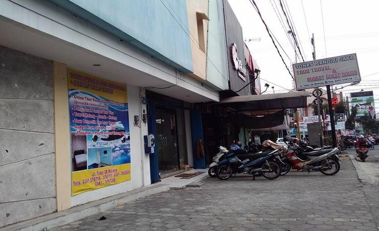 Budget Guest House Tunas Mandiri Jaya Malang -