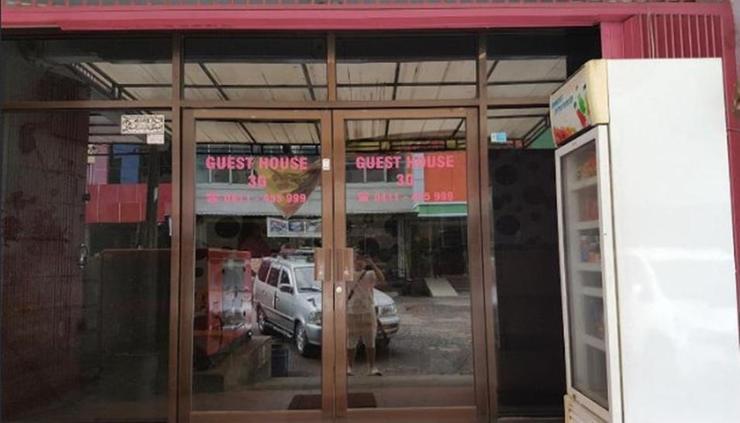 Affordable Room near Mall Ramayana at 3G Guest House Makassar - exterior