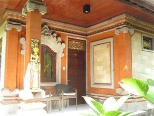 Tirta Ening Agung Hotel Bali - Deluxe Teras
