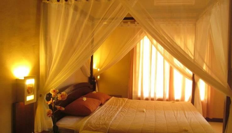 Tirta Ening Agung Hotel Bali - Kamar Deluxe
