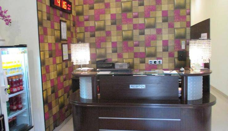 Hotel Sidarta Lombok - FRONT DESK