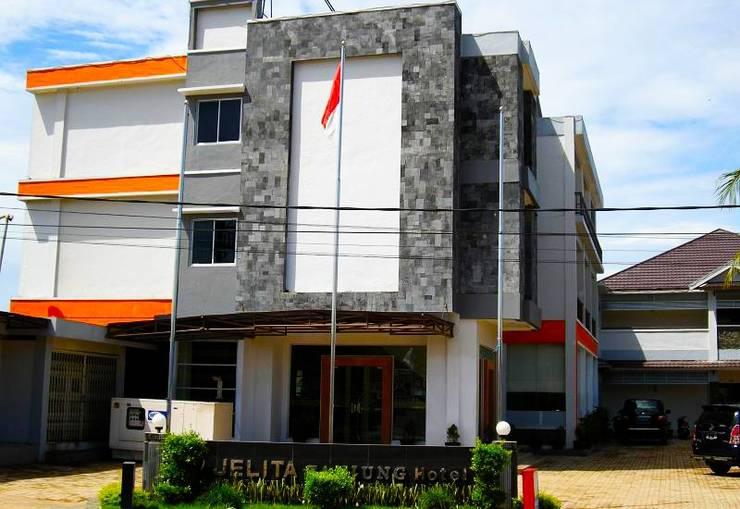 Jelita Tanjung Hotel Banjarmasin - Tampilan Depan Hotel