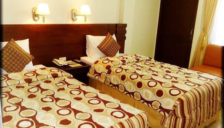 Jelita Tanjung Hotel Banjarmasin - Junior Suite Twin