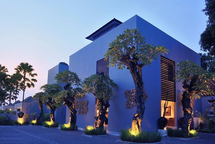 The Seminyak Suite Bali - Facade