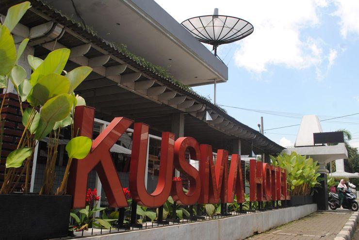 Kusma Hotel Semarang - Exterior