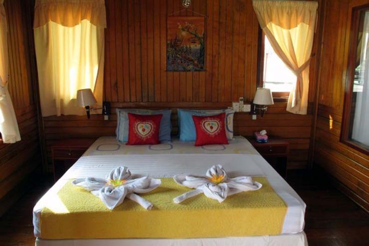 Maratua Paradise Resort Berau - Guest room