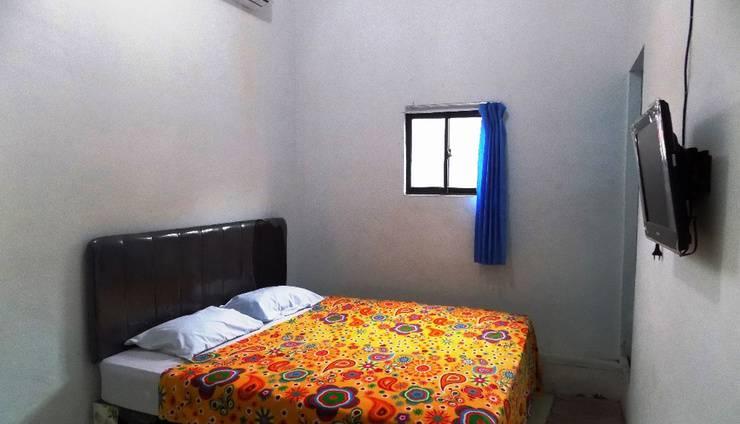 Amelia 2 Guest House SYARIAH Medan Medan - Kamar tidur