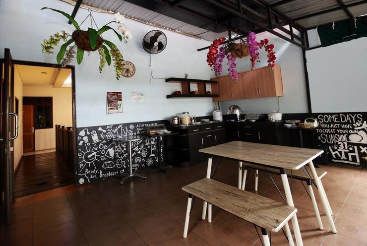 Airy Syariah Pangeran Suriansyah Ujung 17 Banjarbaru Banjarmasin - Restaurant