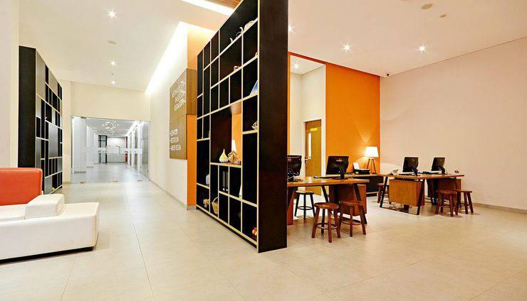 TreePark Hotel Banjarmasin - Reception