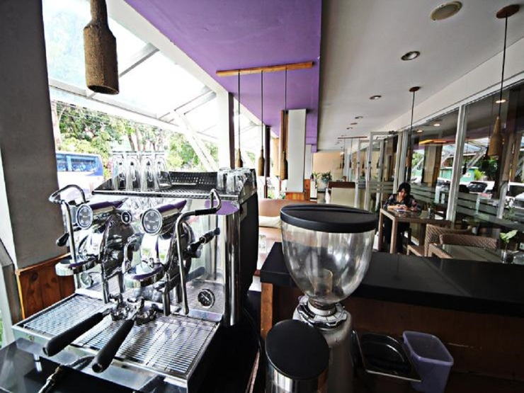 Gandasari Hotel Bandung - Restaurant