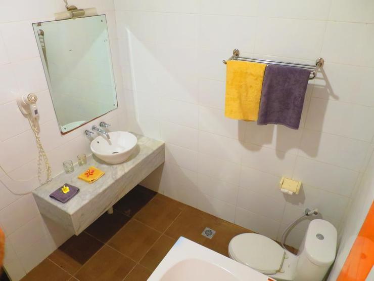 Akarsa Kokoro Bali - Bathroom
