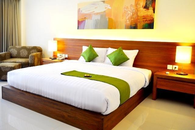 Taksu Sanur Hotel Bali - Junior Suite (20/Dec/2013)