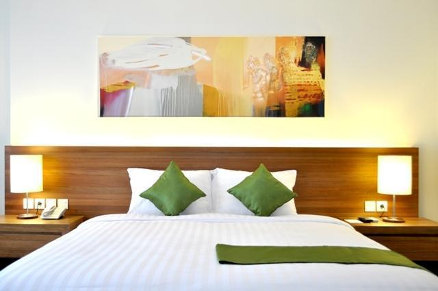 Taksu Sanur Hotel Bali - Taksu Suite (20/Dec/2013)