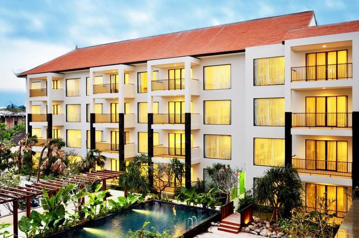 Taksu Sanur Hotel Bali - Taksu Sanur