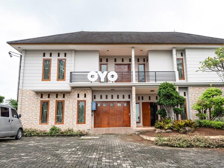 OYO 2912 Graha Minda Syariah Bandar Lampung - Facade