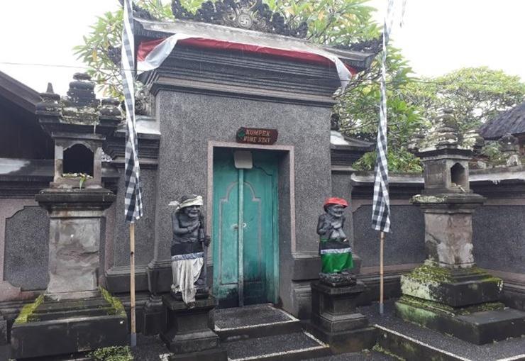 Kompek Homestay Bali - Exterior