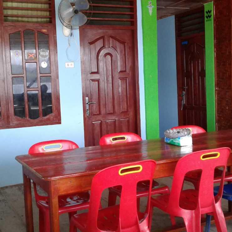 Sanali Losmen Nias Selatan - Restaurant