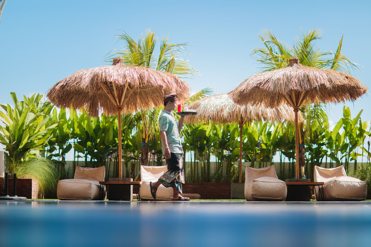 Mahogany Hotel Bali - Pool