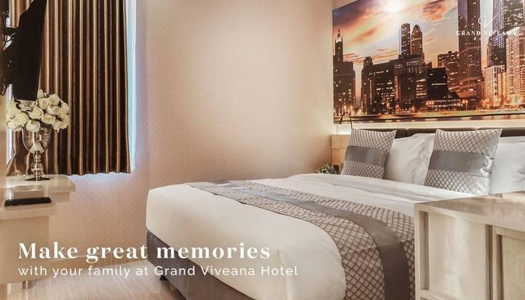 Grand Viveana Hotel Bandung - Deluxe Double