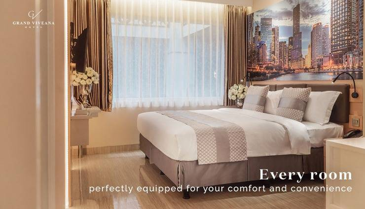 Grand Viveana Hotel Bandung - Suite Double