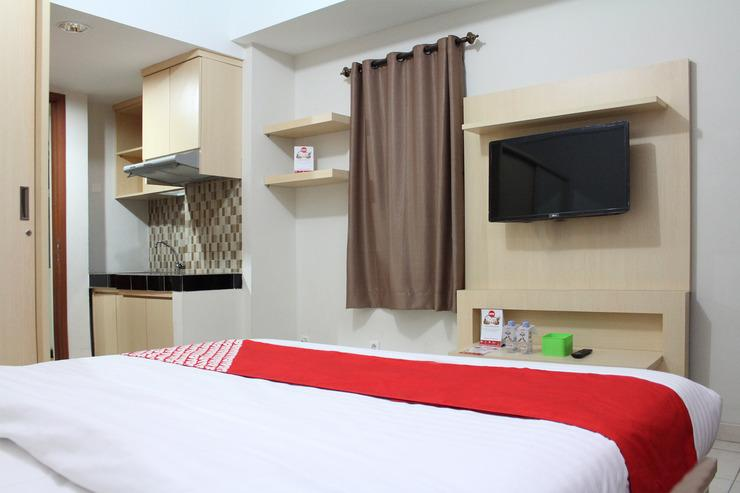 OYO 266 Margonda Residence 5 Depok - bedroom