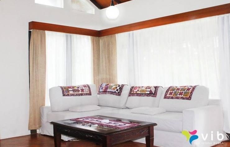Villa Delisha Istana Bunga Lembang Bandung - Interior