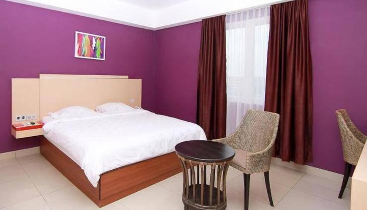 Hotel Borneo Pontianak - Kamar tamu