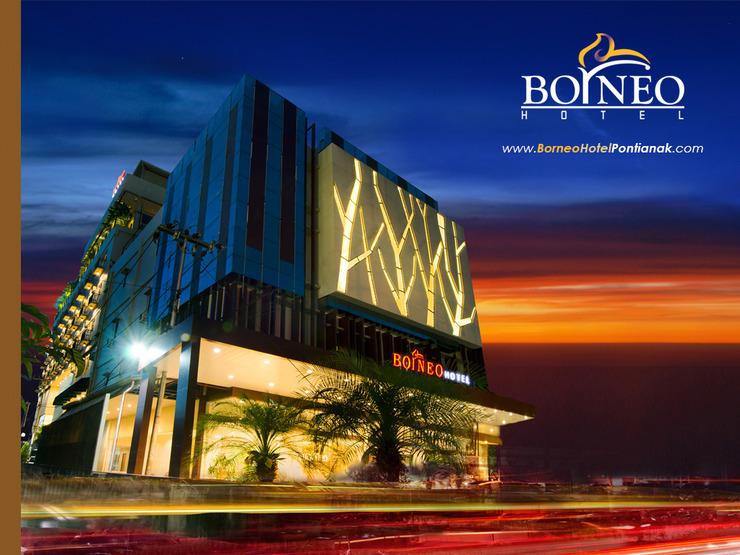 Hotel Borneo Pontianak - Cover