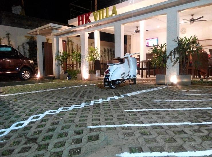 HK Villa Bali Bali - Exterior