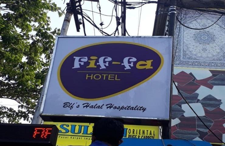 Fif-fa Hotel (Syariah) Malang - Exterior