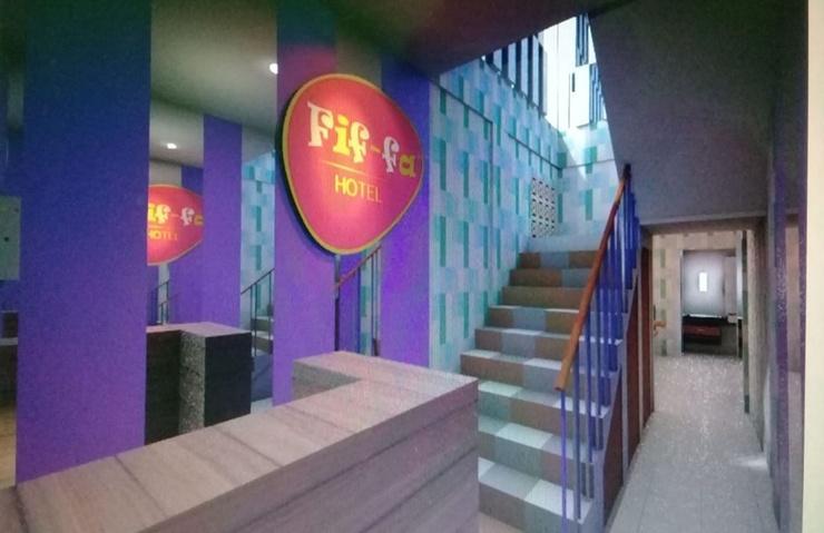 Fif-fa Hotel (Syariah) Malang - Lobby