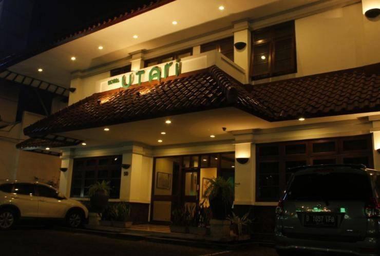 Hotel Utari Dago Bandung - Appearance