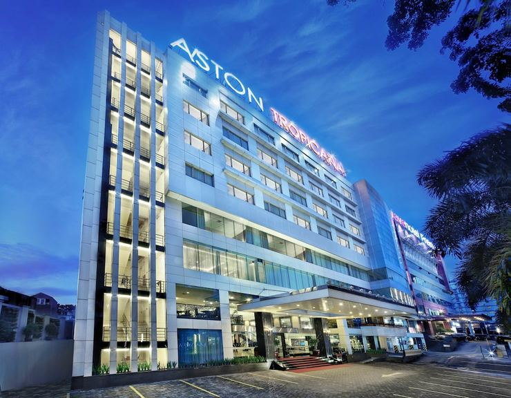 Aston Tropicana Bandung - Featured Image