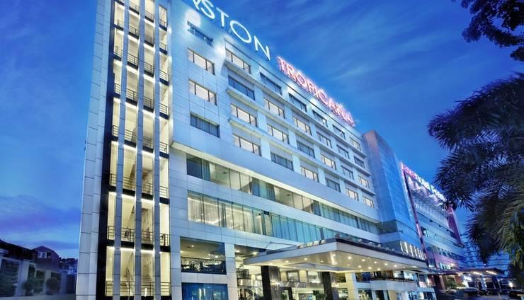 Aston Tropicana Bandung - Hotel Exterior