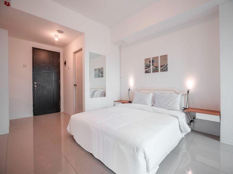 Baileys Apartment Tangerang Selatan - Bedroom