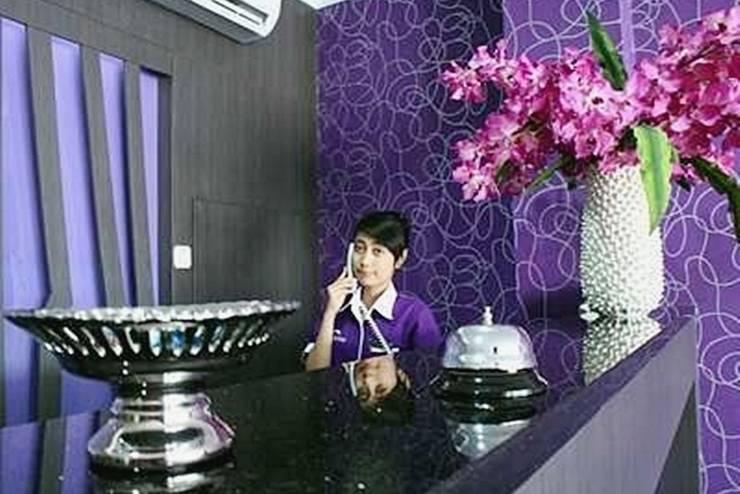 Bagus Inn Hotel Cirebon - Resepsionis