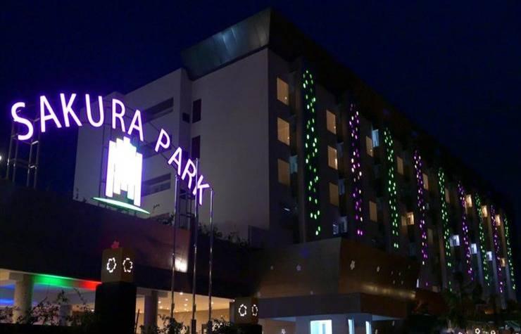 Sakura Park Hotel & Residence Bekasi - Eksterior