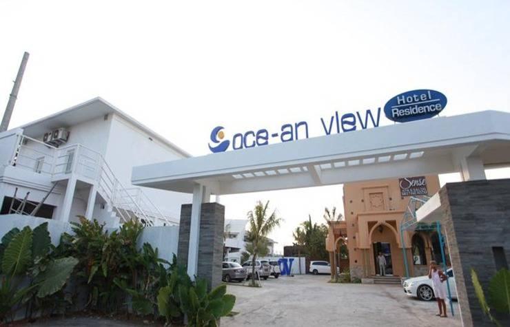 Ocean View Residence Hotel Jepara Jepara - Eksterior