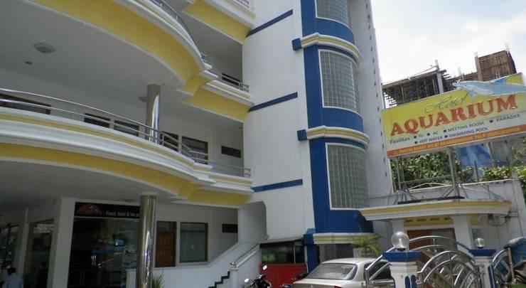 Hotel Aquarium Pangandaran - (23/May/2014)