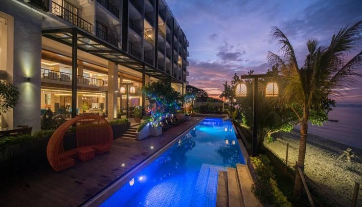 Sotis Hotel Kupang - Pool
