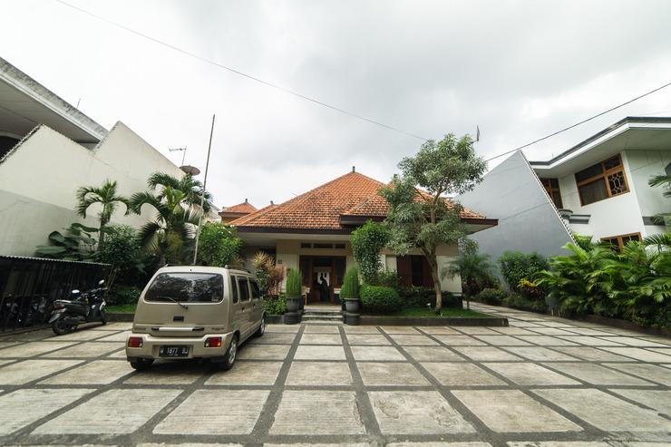 Airy Klojen Merbabu 26 Malang - Hotel Front