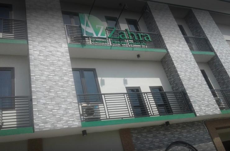 Azzahra Guest House Syariah Surabaya - tampak depan