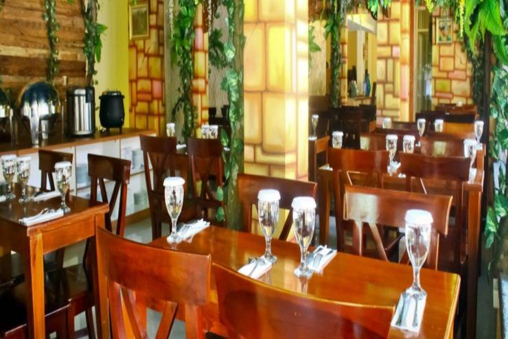 Hotel New Ayuda Bogor - Restoran