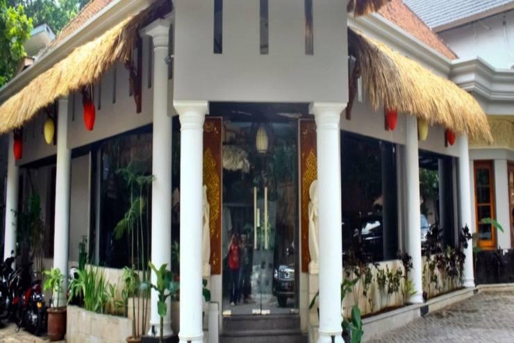 Hotel New Ayuda Bogor - Tampilan Luar Hotel
