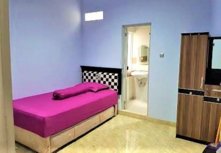Guest House 21 Makassar Makassar - Bedroom