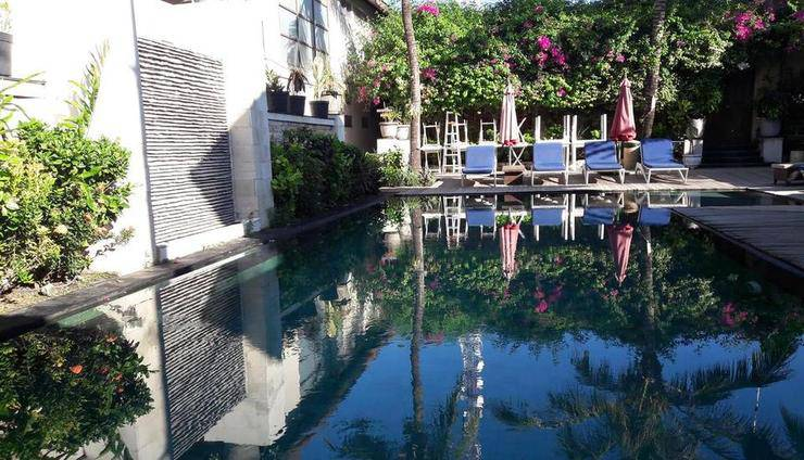 The Beach House Gili Lombok -