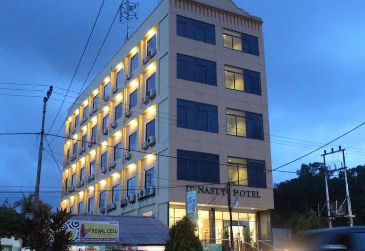 Hotel Dynasty  Tarakan - pemandangan