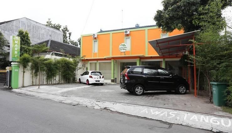 RedDoorz at Jakal Bawah 2 Pandega Siwi -