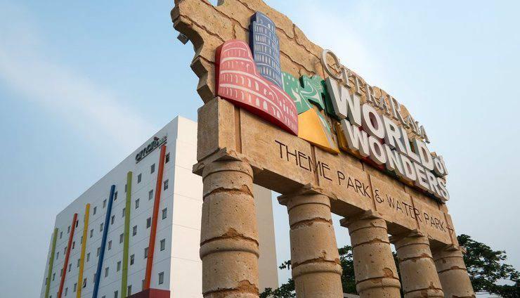 Amaris Hotel Citra Raya Tangerang - Penampilan