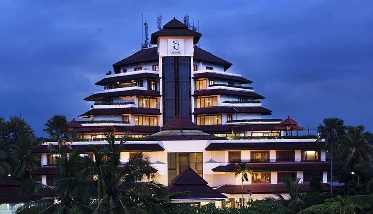 GQ Hotel Yogyakarta Yogyakarta - Night view